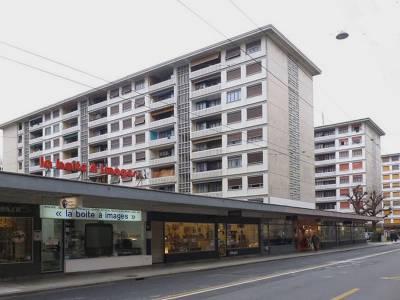 Cité Carl-Vogt, Genève