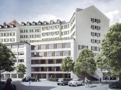 Immeuble Rue de la Barre 8, Lausanne