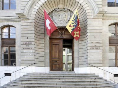 Palais de Justice, Genève