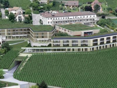 IMAGO - Hôpital de Lavaux, Cully